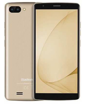 фото товара Blackview A20 Gold