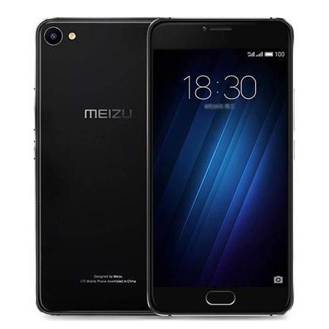фото товара Meizu U10 (3/32Gb) Gray