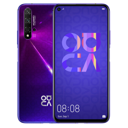 фото товара Huawei Nova 5T 6/128GB Purple
