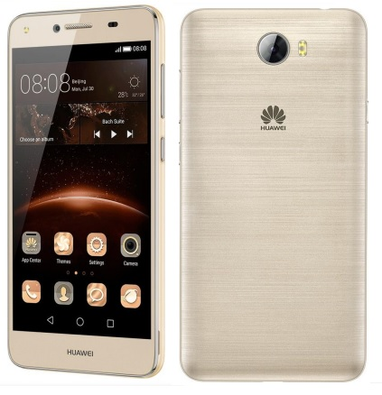 фото товара Huawei Y5 II DS Gold