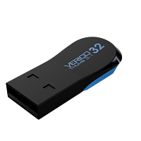 фото товара Verico USB 32Gb Thumb Black+Blue USB 3.1