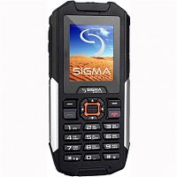 фото товара Sigma Х-treme IT68 Black