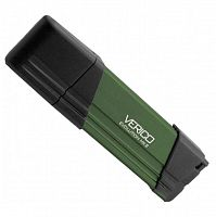 фото товара Verico USB 128Gb MKII Olive Green USB 3.1