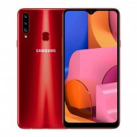фото товара Samsung A207F Galaxy A20s Red