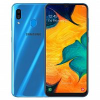фото товара Samsung A305F Galaxy A30 3/32GB Blue