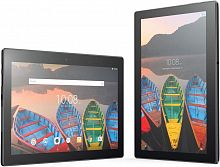 "фото товара Планшет Lenovo TAB3 10 Plus X70F (ZA0X0066UA) Black 10.1"", IPS, Dual Core, 1.3Ghz,2Gb/16Gb, BT4.0, 802.11 b/g/n, GPS, 5MP/8MP, Android 6.0,"