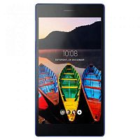 "фото товара Планшет Lenovo Tab 3-730F (ZA110166UA)  Black 7"", IPS, Quad Core, 1.0Ghz,1Gb/16Gb, BT4.0, 802.11 b/g/n, GPS/ГЛОНАСС, 2MP/5MP, Android 6.0,"