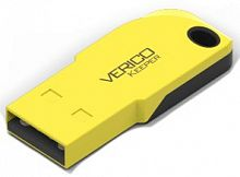 фото товара Verico USB 32Gb Keeper Yellow+Black
