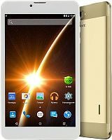 "фото товара Планшет Assistant AP-755G Gold 7"", IPS, Quad Core, 1.3Ghz,1Gb/8Gb, 802.11 b/g/n, GPS/A-GPS/ГЛОНАСС, 0.3MP/2MP, Android 5.1,"