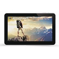 "фото товара Планшет Assistant AP-115G White 10.1"", TN, Dual Core, 1.3Ghz,1Gb/8Gb, BT4.0, 802.11 b/g/n, GPS, 0.3MP/2MP, Android 4.4,"