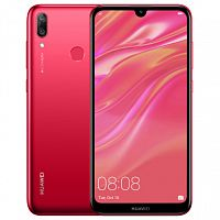 фото товара Huawei Y7 2019 3/32Gb Coral Red